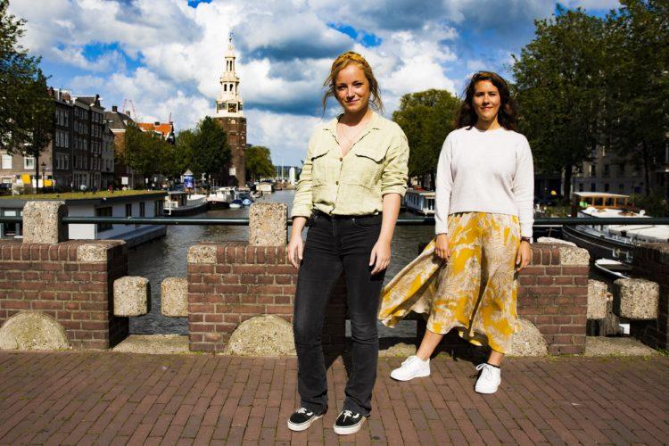 Karlien en Doora op Duurzame Student