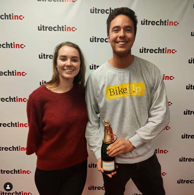 Het was een week vol feestelijkheden, we hebben namelijk ook het UtrechtInc programma met succes afgerond!