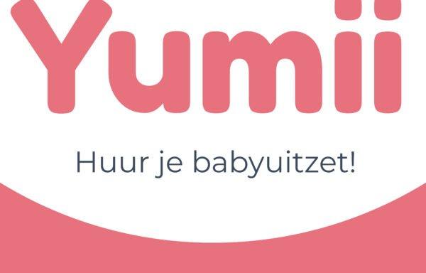 Babyuitzet van Yumii