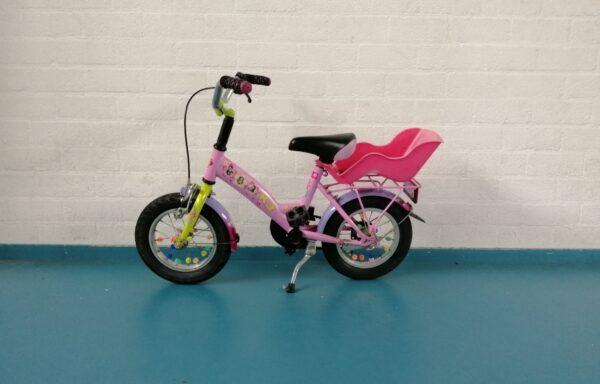 Roze K3 fiets • 12.19