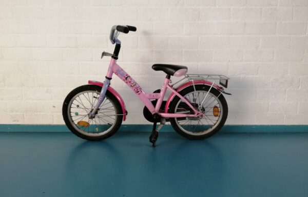 Roze k3 fiets • 16.15
