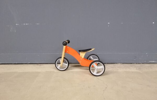 Houten driewieler loopfiets • L.7