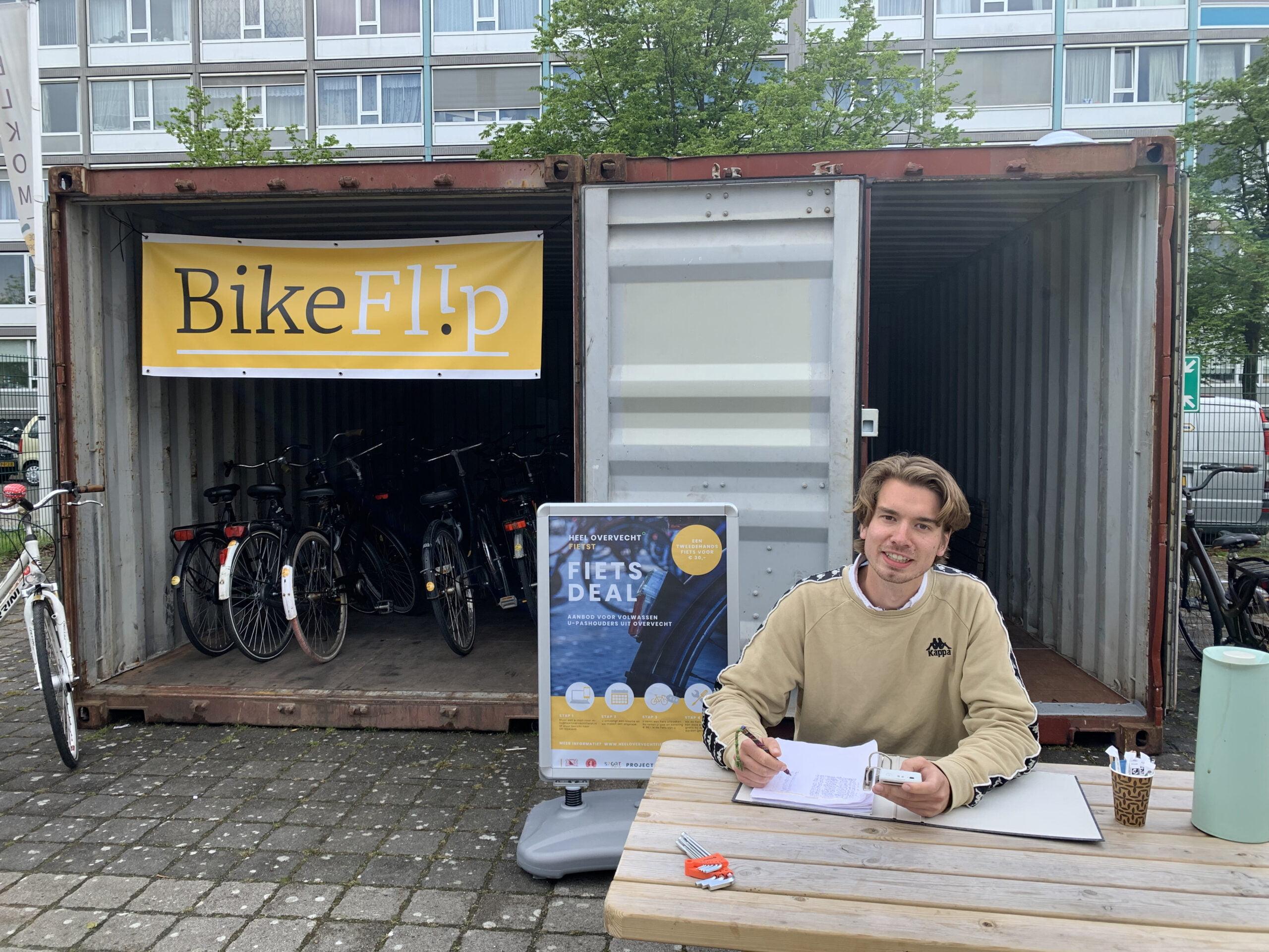 BikeFlip team breidt uit: maak kennis met Paul!